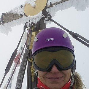 AndKapka na vrcholu Grossglockner (24.6.2018 12:11)