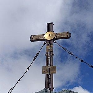 michalzhor na vrcholu Grossglockner (21.8.2020 9:00)