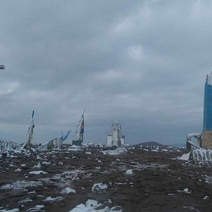 michalzhor na vrcholu Hoverla (22.10.2018 9:00)