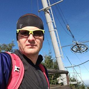 ZetBé na vrcholu Radegast - Z vrchol I (15.9.2019 11:31)