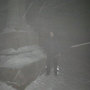 Jitule na vrcholu Radegast - Z vrchol I (30.1.2020 18:05)