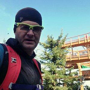 ZetBé na vrcholu Tanečnice - Z vrchol (15.9.2019 10:44)