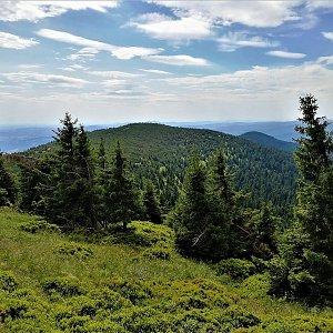 Vladimír na vrcholu Lysá hora (6.7.2019 16:55)