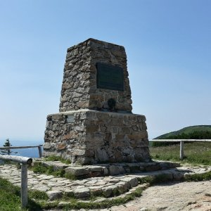 Martin a Jana Halamíčkovi na vrcholu Vrbatovo návrší (18.7.2021 17:49)