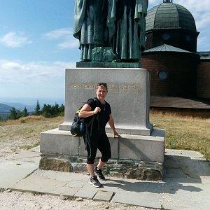 Lenule na vrcholu Radhošť (11.8.2019 15:07)