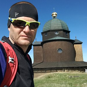 ZetBé na vrcholu Radhošť (15.9.2019 11:58)
