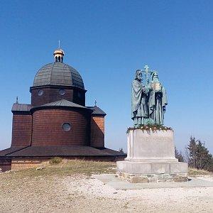 AndrejFlaj na vrcholu Radhošť (19.9.2018 13:14)