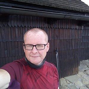 Milan Meravy na vrcholu Radhošť (30.4.2020 11:52)