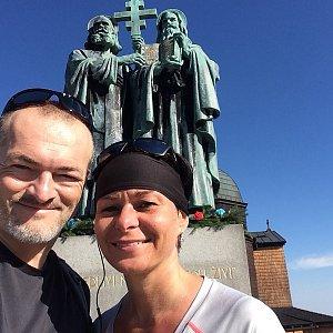 PePa na vrcholu Radhošť (5.7.2018 8:16)