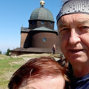 Arni na vrcholu Radhošť (26.8.2020 11:45)