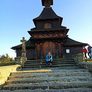 Priserka-xxl na vrcholu Radhošť (10.11.2020 15:00)