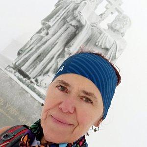 Priserka-xxl na vrcholu Radhošť (6.1.2021 21:21)