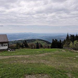 Estty na vrcholu Radhošť (24.5.2019 20:36)