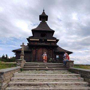 Pepino na vrcholu Radhošť (26.7.2021 9:57)