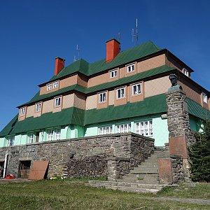 Patejl na vrcholu Šerlich - JV vrchol (30.9.2018 11:45)