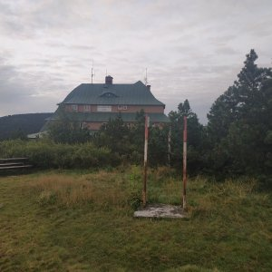 krupjan na vrcholu Šerlich - JV vrchol (22.8.2021 6:49)