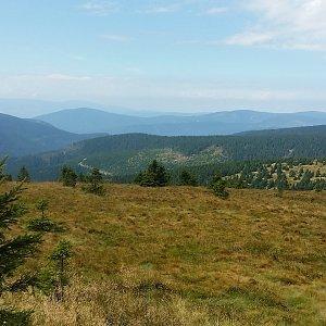 Jan Čech na vrcholu Petrovy kameny (5.8.2018 0:00)