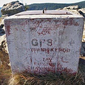 Patejl na vrcholu Červená hora (7.11.2020 12:18)