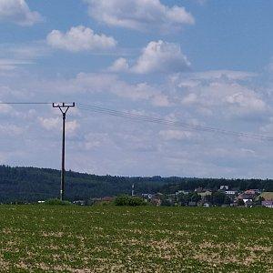ŠenovKK na vrcholu Nad Stádlem (10.6.2021 12:33)