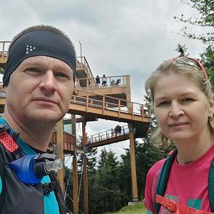 ZetBé na vrcholu Radegast - Z vrchol II (14.7.2020 11:22)