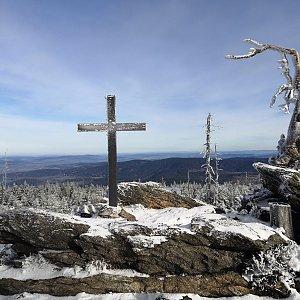 Tomáš Kupsa na vrcholu Svaroh (23.11.2020 10:00)