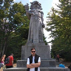 KonyCz na vrcholu Radegast (4.8.2019 11:53)