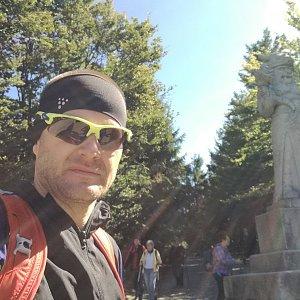 ZetBé na vrcholu Radegast (15.9.2019 11:24)