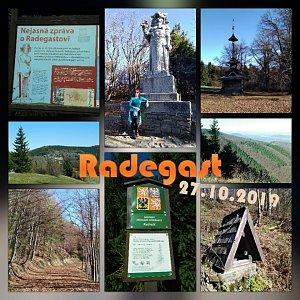Muška Oro na vrcholu Radegast (27.10.2019 11:31)