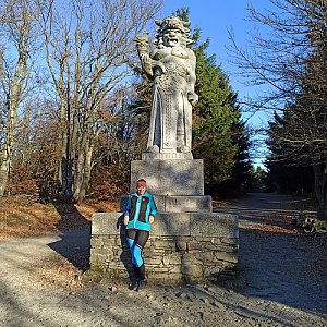 Priserka-xxl na vrcholu Radegast (10.11.2020 14:01)