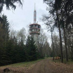 Ivetast na vrcholu Brno (1.5.2021 15:15)