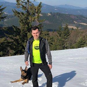 Pospa na vrcholu Stratenec (23.3.2019 14:18)