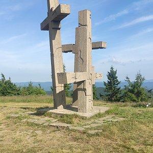 Miros na vrcholu Stratenec (5.7.2021 8:42)