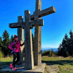 Majky na vrcholu Stratenec (9.10.2021 20:39)