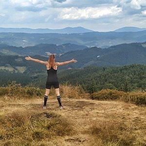 Zde Nka na vrcholu Stratenec (22.7.2019 12:17)