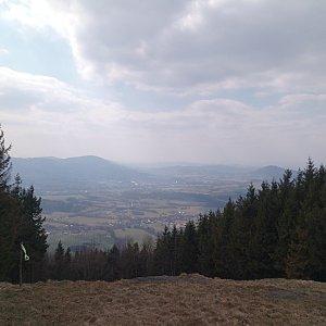 Milan Meravy na vrcholu Skalka (Ondřejník) (4.4.2020 14:41)