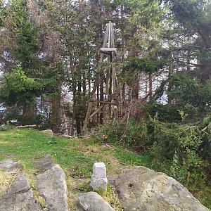 ŠenovKK na vrcholu Skalka (Ondřejník) (3.10.2020 12:50)