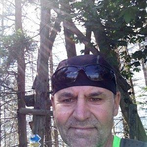 Li Be na vrcholu Skalka (8.9.2021 13:00)