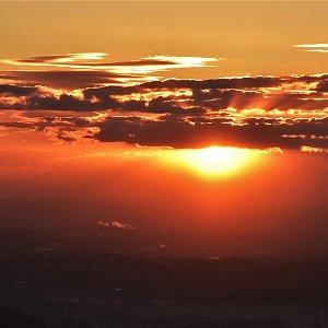 Jiřka Niedobová na vrcholu Malá Prašivá (29.5.2020 20:30)