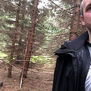 koc256 na vrcholu Malý Travný (12.5.2018 12:30)