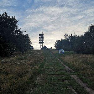 Dajik90 na vrcholu Malý Javorový (15.9.2019 18:07)