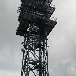 Laina666 na vrcholu Malý Javorový (2.2.2020 10:39)