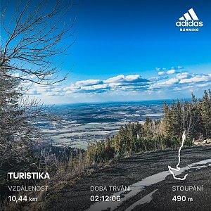 matygawlasova na vrcholu Malý Javorový (5.3.2020 12:57)