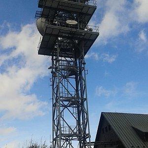 ŠenovKK na vrcholu Malý Javorový (29.10.2018 12:28)