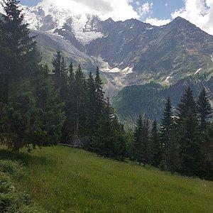 michal čech na vrcholu Mont Blanc / Monte Bianco (7.7.2017 9:55)