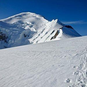 Alexandr Starý na vrcholu Mont Blanc / Monte Bianco (25.6.2019 12:00)