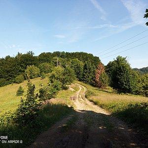 Milan Meravy na vrcholu Filipka - JV vrchol (28.6.2021 9:00)