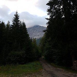 michal čech na vrcholu Zugspitze (11.8.2018 7:00)
