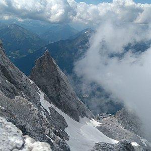 michalzhor na vrcholu Zugspitze (23.6.2020 9:00)