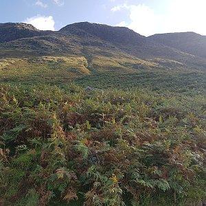 michal čech na vrcholu Ben Nevis (13.9.2019 8:00)