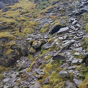 michal čech na vrcholu Carrauntoohil (30.11.2019 9:57)